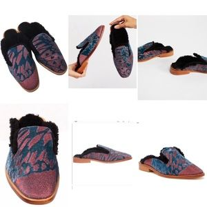 Free People Shoes - Free People Butterfly Effect Mules